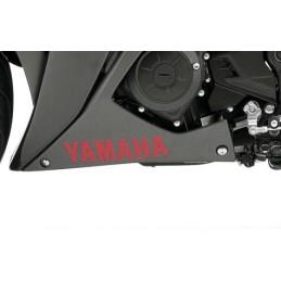 Emblème Carénage Inférieur Yamaha YZF R3 2015 Noir