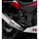 Reposes Pied Passager Bikers Honda CB300F CBR300R