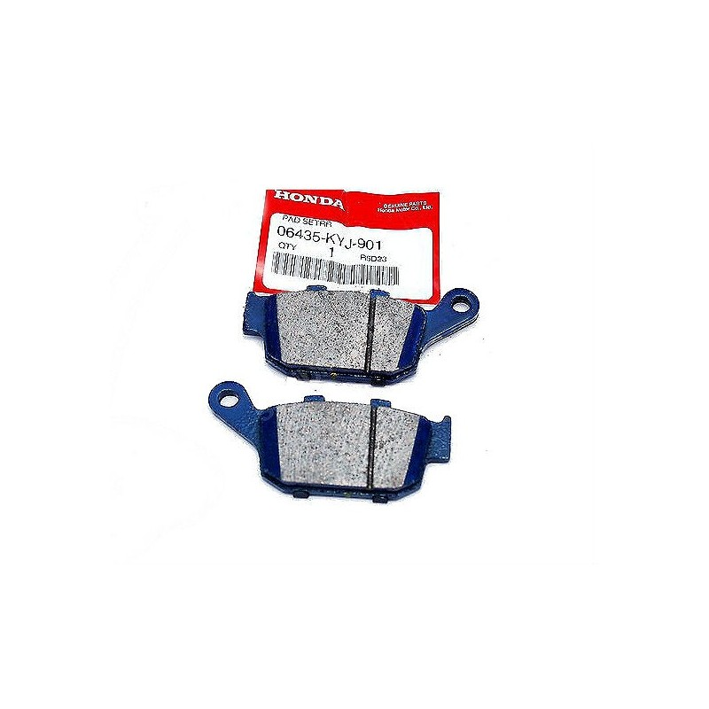 Rear Brake Pad Set Honda CBR300R