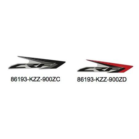 Autocollant Flanc Droit Honda CRF 250L 2012