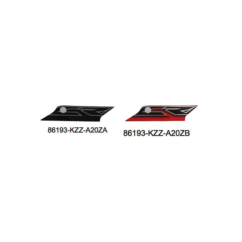 Autocollant Flanc Droit Honda CRF 250M