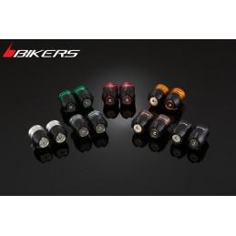 Embouts Bikers pour Guidon d'Origine Kawasaki Z300 / Z250