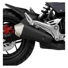 Protection Echappement Honda Msx 125SF