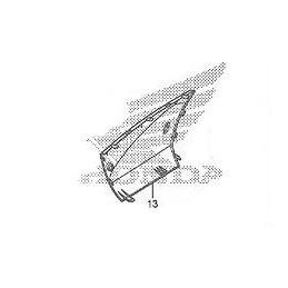 Carénage Inférieur Droit Honda Sh125 / Sh150