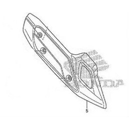 Protector Muffler Honda Sh125 / Sh150