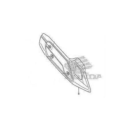 Protector Muffler Honda SH125i / SH150i