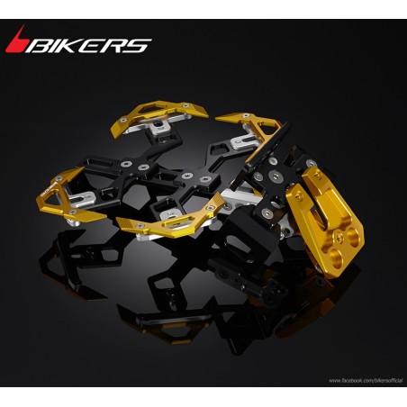 Support de Plaque Complet Entièrement Réglable Bikers Honda CBR 650F