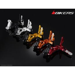 Rear Footrest Set Bikers Honda CBR 650F