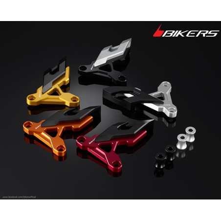 Front Caliper Brake Guard Left Bikers Honda CBR 650F