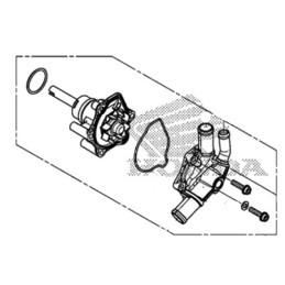Pompe à Eau Honda CBR 500R