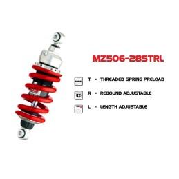Rear Shock Absorber YSS MZ506 KAWASAKI ER6F NINJA 650
