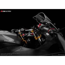 Kit Fixation Amortisseur de Direction Bikers Honda CBR 650F