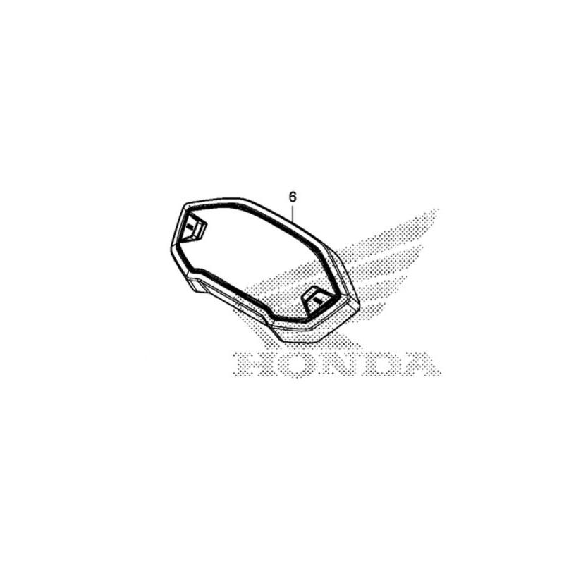 2853 Case Upper Meter Honda Msx Grom 125sf 2016 2017