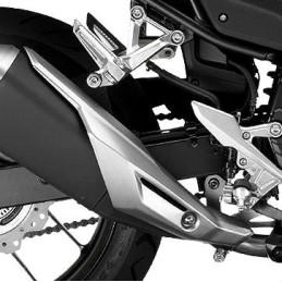 Couvre échappement Honda CBR 500R 2016