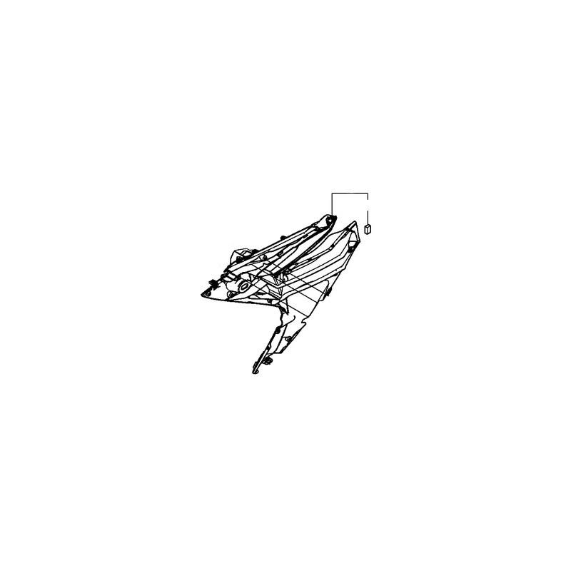 Bagaznik Yamaha Xvs1300 Do Oryginalnego Oparcia 3 8813885 besides Adesivos 46595 likewise 2925 Cowling Left Inner Honda Cbr 500r 2016 2017 besides 475 Garde Boue Arriere Support De Plaque Honda Crf 250l 250m as well 303 Front Cover Headlight Honda Sh125 Sh150. on yamaha mt 03