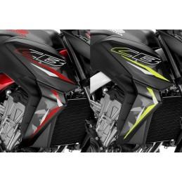 Flanc Avant Droit Honda CB650F 2016
