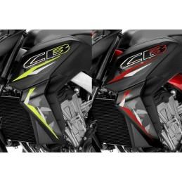 Flanc Avant Gauche Honda CB650F 2016